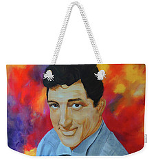 The King Of Cool Weekender Tote Bag