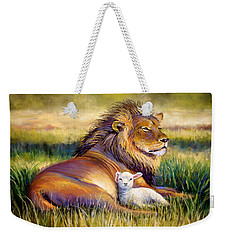 The Kingdom Of Heaven Weekender Tote Bag