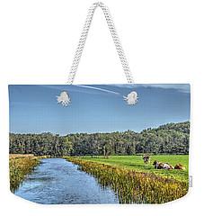 The King's Cows Weekender Tote Bag