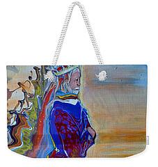 The King's Robe Weekender Tote Bag