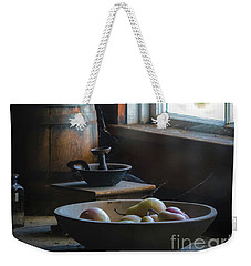 The Kitchen Window Weekender Tote Bag by Mitch Shindelbower
