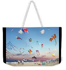 The Kite Festival Ocean City Md Weekender Tote Bag