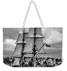 The Lady 2 Weekender Tote Bag by Ansel Price