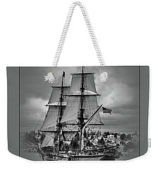 The Lady 3 Weekender Tote Bag by Ansel Price