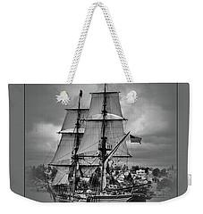 The Lady 3 Weekender Tote Bag