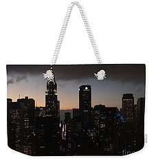 The Lady Chrysler Weekender Tote Bag