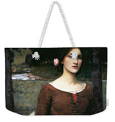 The Lady Clare Weekender Tote Bag
