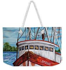The Lady Roux Weekender Tote Bag