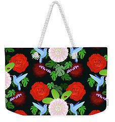 The Ladybird And The Hummingbird Weekender Tote Bag