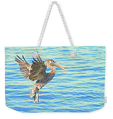 The Landing Weekender Tote Bag