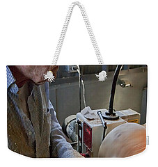 The Last Bowl Weekender Tote Bag
