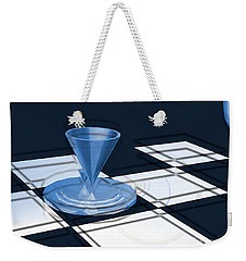 The Last Chess Pawn Weekender Tote Bag