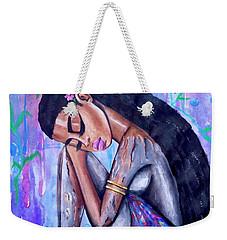 The Last Eve In Eden Weekender Tote Bag