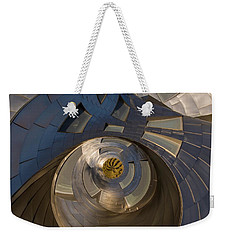 Weekender Tote Bag featuring the photograph The Last Garden by Alex Lapidus