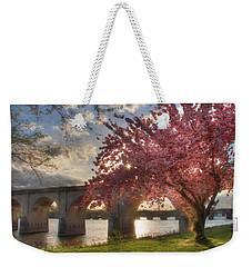 The Last Glimmer Weekender Tote Bag