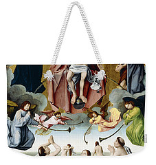 The Last Judgement Weekender Tote Bag by Jan Provost
