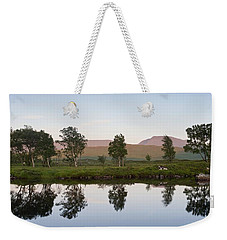 The Last Light At Loch Ba Weekender Tote Bag