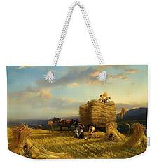 The Last Load Weekender Tote Bag