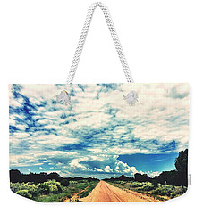The Last Mile Weekender Tote Bag