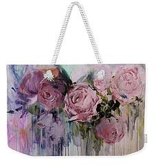 The Last Of Spring Painting Weekender Tote Bag