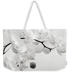 The Last Orchid Weekender Tote Bag by Wim Lanclus