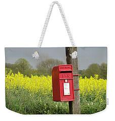The Last Post Weekender Tote Bag