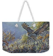 The Last Rays Of The Sun Weekender Tote Bag