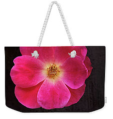 The Last Rose Weekender Tote Bag