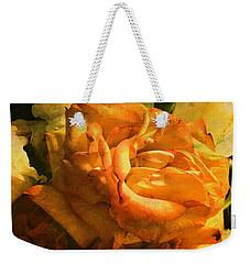 The Last Rose Weekender Tote Bag