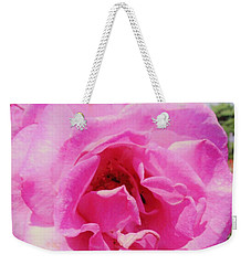 The Last Rose Of Summer Weekender Tote Bag