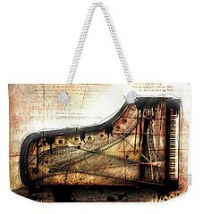 The Last Sonata Weekender Tote Bag