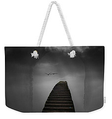The Last Steps Weekender Tote Bag