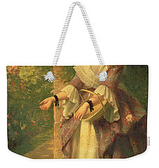 The Last Summer Days Weekender Tote Bag by Thomas Brooks