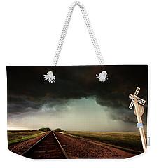The Last Train To Darksville Weekender Tote Bag