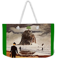 The Last Tree Weekender Tote Bag