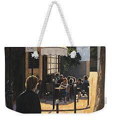 The Latin Quarter Weekender Tote Bag