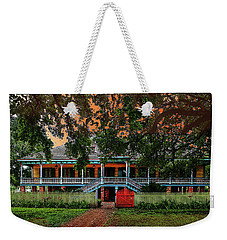 The Laura Plantation  Weekender Tote Bag by J Griff Griffin