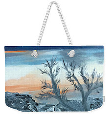 The Leaves Are Gone But... Weekender Tote Bag
