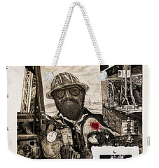 The Legend Of Riggo Maddix Weekender Tote Bag