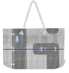 The Letter G Weekender Tote Bag