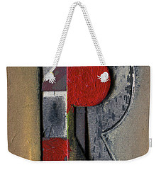 The Letter R Weekender Tote Bag