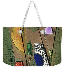 The Letter W Weekender Tote Bag