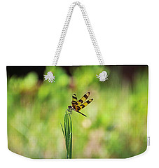 Weekender Tote Bag featuring the photograph The Liberation by Michiale Schneider