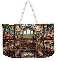 The Library Weekender Tote Bag