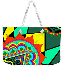 The Life In Colors-i Weekender Tote Bag