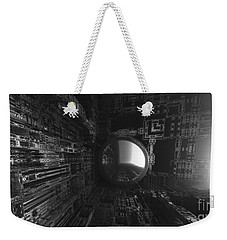 The Light Awaits Weekender Tote Bag