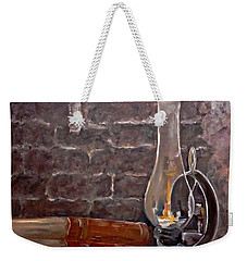 The Light From Books Weekender Tote Bag