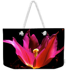 The Light Of Day Weekender Tote Bag
