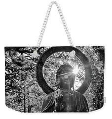 The Light Within And Without Weekender Tote Bag by Lora Lee Chapman