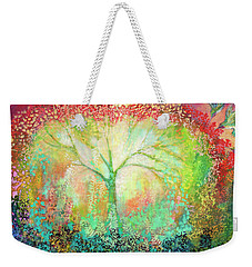 The Light Within Weekender Tote Bag